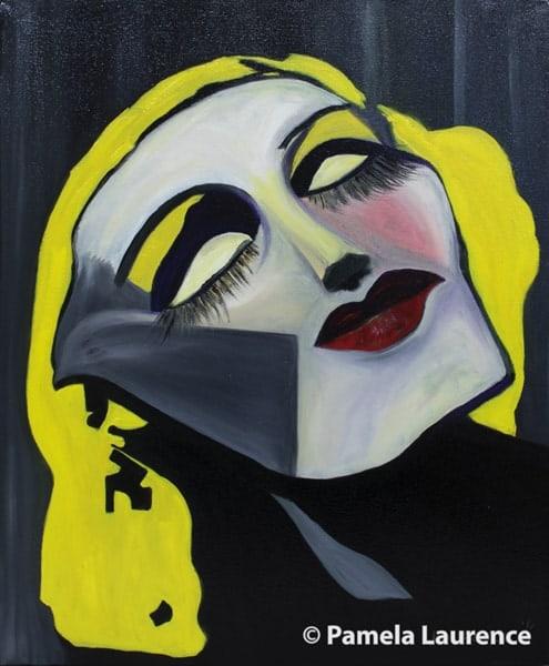 LadyWithHiddenShoe-frameless-600-watermarked