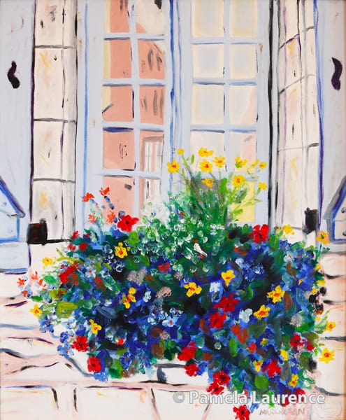 Window Box (of Quebec City)